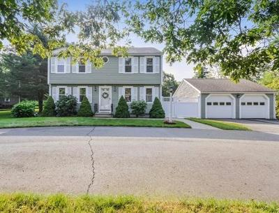 Plymouth Single Family Home Contingent: 121 Lunns Way