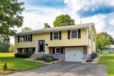 Peabody Single Family Home Under Agreement: 8 Penn Rd