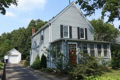 Natick Single Family Home For Sale: 21 Fisher St