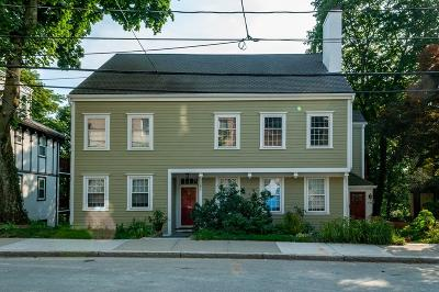 Brookline MA Condo/Townhouse Contingent: $1,179,000