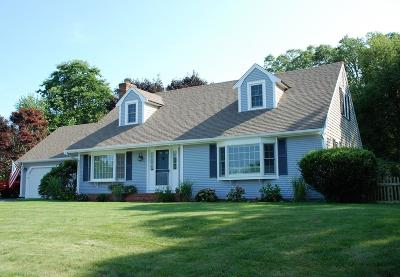 Barnstable Single Family Home For Sale: 9 Watershed Way