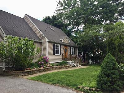 Reading MA Single Family Home For Sale: $499,900