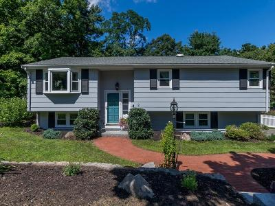 Peabody Single Family Home Under Agreement: 2 Moulton Rd