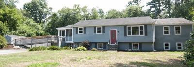 Middleboro Single Family Home Under Agreement: 29 Thomas St