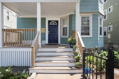 Condo/Townhouse Under Agreement: 3984 Washington St. #3