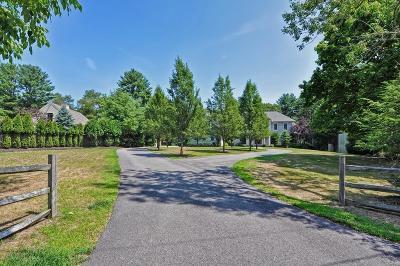Norwell Single Family Home For Sale: 29 Stetson Shrine Ln.