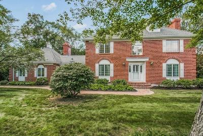 Westborough Single Family Home For Sale: 7 McTaggart St