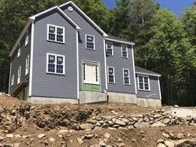 Franklin Single Family Home For Sale: 855 Washington St