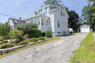 Lowell Single Family Home Contingent: 893 Westford St