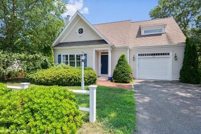 Barnstable Single Family Home For Sale: 130 Schooner Ln