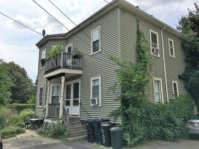Cambridge Multi Family Home Under Agreement: 6-8 Porter Park