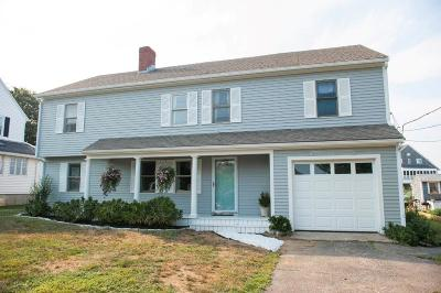 Scituate Single Family Home For Sale: 39 Wampatuck Avenue