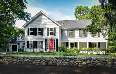 Natick Single Family Home Under Agreement: 51 South St