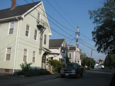 Brockton Multi Family Home For Sale: 145 Copeland St
