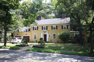 Newton Single Family Home For Sale: 1082 Walnut St.