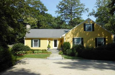 Manchester Single Family Home Under Agreement: 3 Woodholm Road