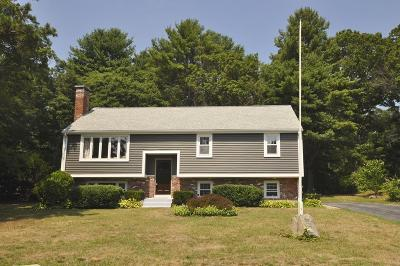Plymouth Single Family Home Contingent: 37 Musket Road