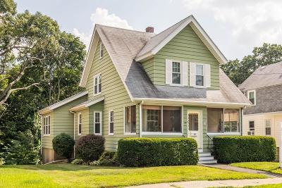 Saugus Single Family Home For Sale: 10 Raddin Terrace