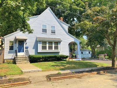 Stoneham Single Family Home Contingent: 19 Endicott Rd.
