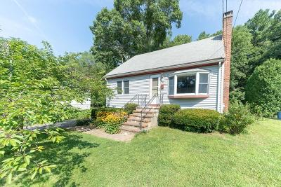 Reading MA Single Family Home Under Agreement: $439,900