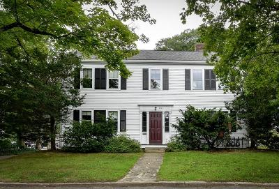 Natick Multi Family Home For Sale: 201 Union St
