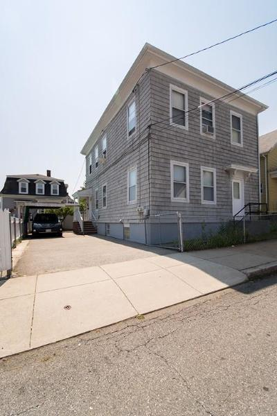 Fall River Multi Family Home For Sale: 175 Grinnell St