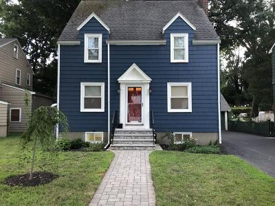 Medford Single Family Home Contingent: 25 Wildwood Rd