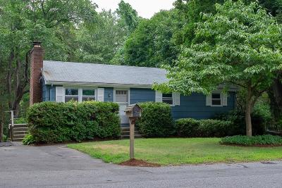 Southborough Single Family Home Back On Market: 27 Walnut Drive