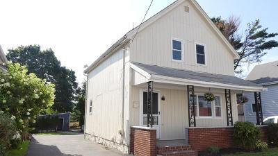 Single Family Home For Sale: 98 Sprague St
