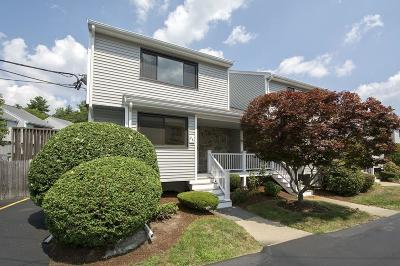 Weymouth Condo/Townhouse For Sale: 1008 Pleasant Street #28