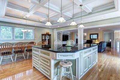 Franklin Single Family Home Under Agreement: 4 Chilmark Rd