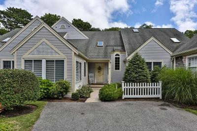 Mashpee Condo/Townhouse For Sale: 27 Gold Leaf Lane #27