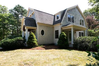 Barnstable Single Family Home For Sale: 334 Waquoit Road