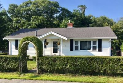Whitman Single Family Home For Sale: 323 Temple St