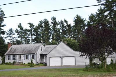 Kingston MA Single Family Home For Sale: $399,900