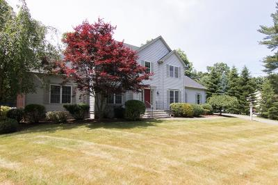 Franklin Single Family Home Under Agreement: 217 Prospect Street