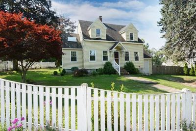 Andover Single Family Home For Sale: 149 Haverhill St