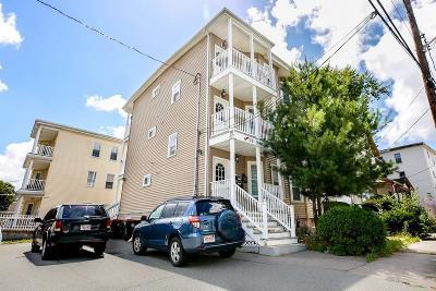 Brockton Multi Family Home Under Agreement: 98 Bartlett St