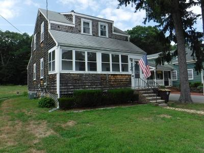Milton, Quincy, Weymouth, East Bridgewater, Hanover, Hanson, Pembroke, West Bridgewater, Whitman Single Family Home Under Agreement: 279 Randolph St