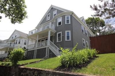 Arlington Rental Price Changed: 3-5 Harvard St #3