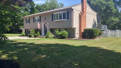 Scituate Single Family Home Under Agreement: 8 Edgewood Rd