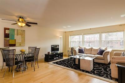 Brookline Condo/Townhouse For Sale: 1600 Beacon St #208