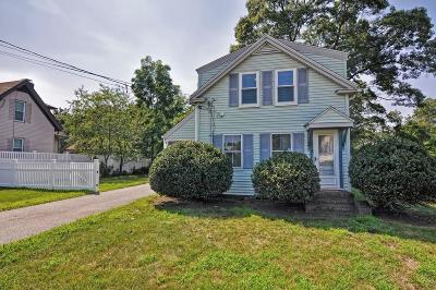 Natick Single Family Home For Sale: 278 North Main St