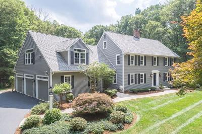 Southborough Single Family Home Contingent: 15 Ledge Hill Rd.