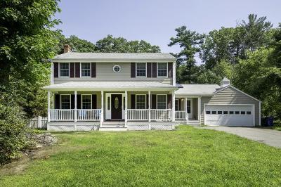Burlington Single Family Home Under Agreement: 27 Phillip Ave