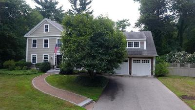 Hingham Single Family Home For Sale: 9 Camelot Drive