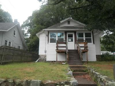 Weymouth Single Family Home Under Agreement: 38 Roosevelt Rd