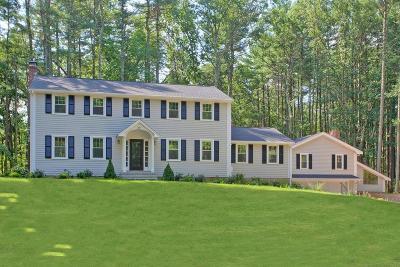 Concord Single Family Home For Sale: 281 Hunters Ridge