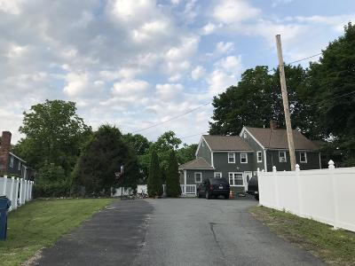 Canton Multi Family Home Under Agreement: 88-92 Mechanic St.