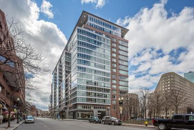 Condo/Townhouse Back On Market: 1 Charles St S #612
